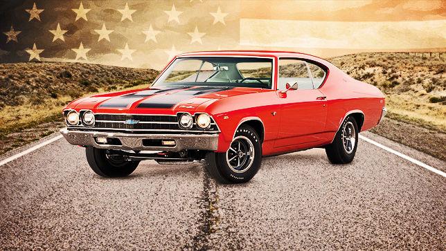 Kennen Sie diese US-Cars mit V8?