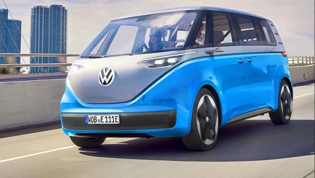 So kommt der VW E-Bulli