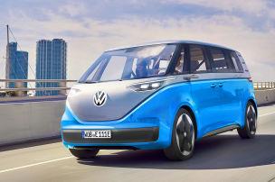 VW mit neuem E-Bulli