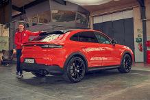 Cayenne Coupé tritt an gegen Audi Q8 und BMW X6