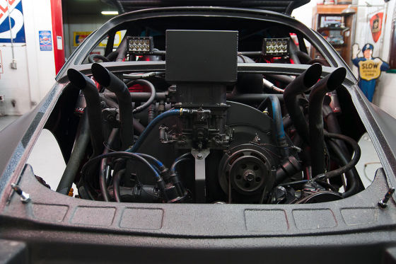 Porsche 911 Baja: Extremes Tuning