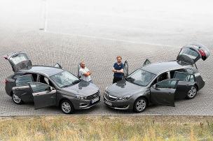 Opel Insignia/Lada Vesta: gebraucht