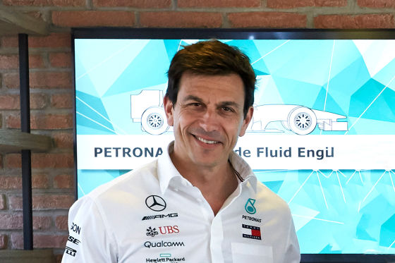 Mercedes kündigt B-Version des Silberpfeils an