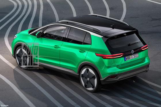 VW Mini-E-SUV