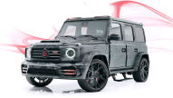 Mercedes-AMG G 63: Mansory Star Trooper