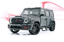 Mercedes-AMG G 63: Mansory Star Trooper by Philipp Plein