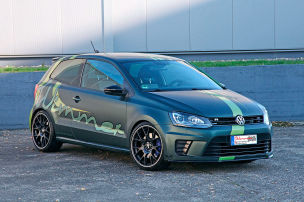 VW Polo R WRC: Tuning Wimmer