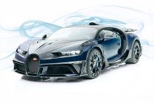 Bugatti Chiron: Mansory Centuria