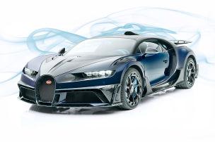 Der erste getunte Bugatti Chiron
