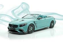 Mercedes S-Klasse Cabrio: Mansory Apertus Edition