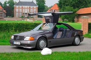 Das war ein Prototyp für die IAA 1989