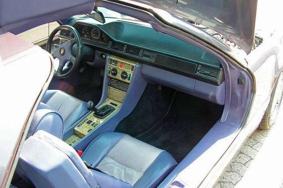 Mercedes 300 CE (W124): Boschert-Umbau