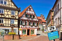 Wohnmobil-Stellplätze: Schwarzwald