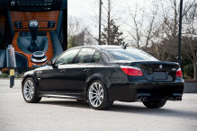 BMW M5 E60: V10 mit Handschaltung