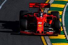 Formel-1-Statistiken aus Australien
