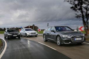 Holt der neue Audi A6 die Kombi-Krone?