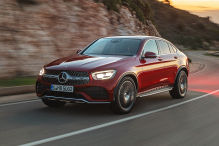 Mercedes GLC Coupé Facelift (2019): Vorstellung, AMG, Motoren