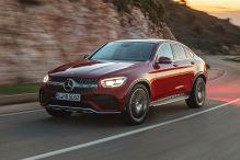 Mercedes GLC Coupé Facelift (2019): Vorstellung, AMG, Motoren