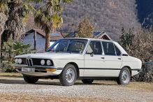 BMW 5er (E12): Kuriose Geschichte