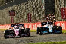 Formel 1: Nicht mehr Überholmanöver