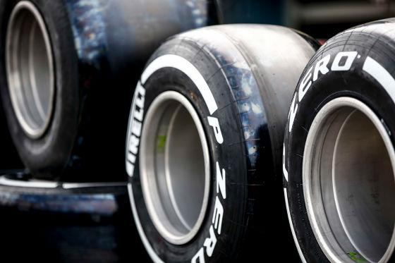 Problem sind die Reifen