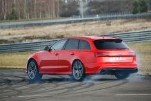 Audi-Fakten: Ringe, Quattro, Singleframe, Fünfzylinder
