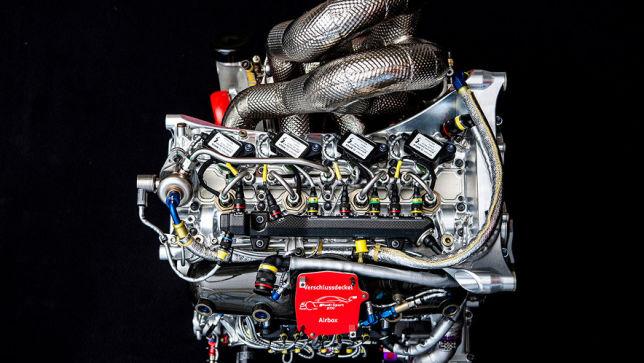 Der neue Audi DTM Motor