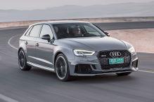 Audi RS 3 Sportback: Leasing