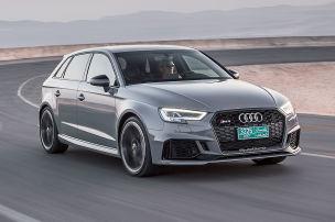 Audi RS 3: 400 PS für 398 € netto im Monat