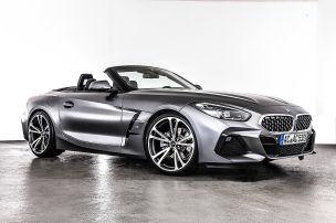 Schmiedefelgen für den neuen BMW Z4