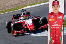 Mick Schumacher vor Formel-2-Debüt