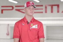 Mick Schuhmacher geht in die Formel 2