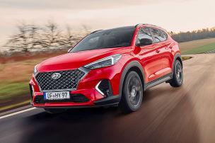 Hyundai Tucson mit N-Design