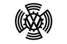 VW Volkswagen Logo Historie 1937