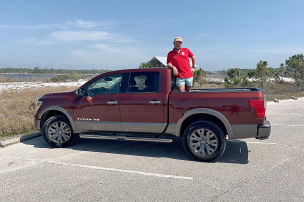 Nissan Titan (2019): V8-Pick-up im Test