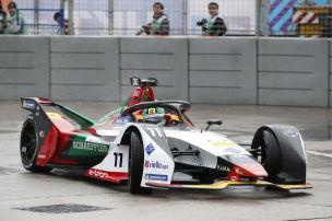 Formel-E-Crash in China