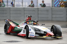 Formel-E-Crash in China