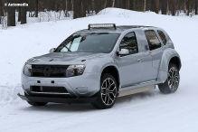 Duster Dacia EV (2019): Erlkönig, Mule, Rennwagen, Elektroauto