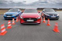 Neuer Mazda3: Gefahr für Golf und Ceed?