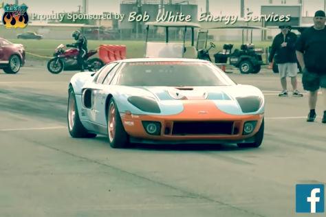 Ford GT: Rekordfahrt in Texas