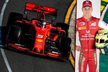 Formel-1-Debüt von Mick Schumacher