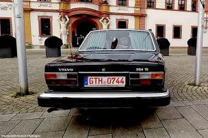 Th�ringens Landesvater im SED-Volvo