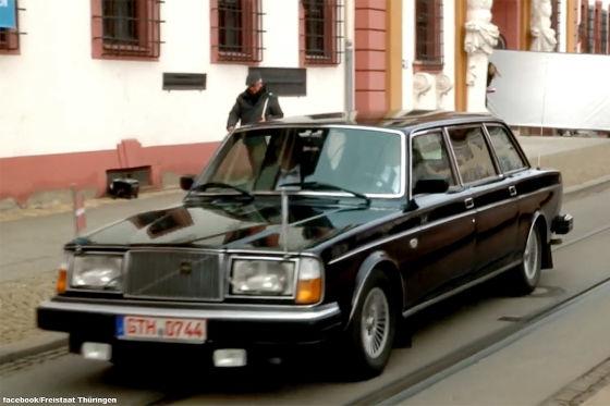 Volvo 264 TE: kurioses Video