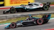 IndyCar auf Formel-1-Strecke