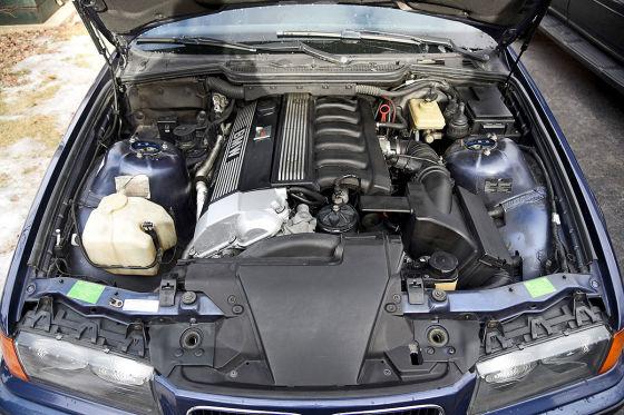 Wenn ein BMW M3 E36 zu langweilig ist