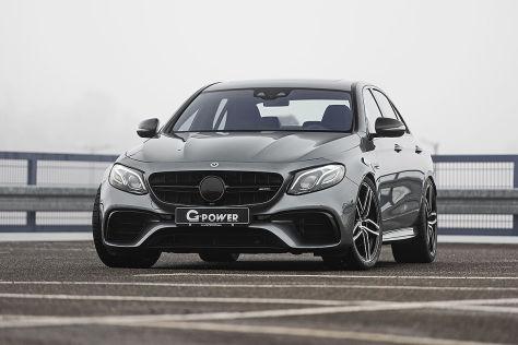 Mercedes-AMG E 63 S: G-Power