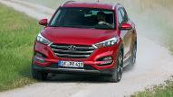 Hyundai Tucson im Test