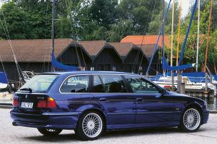 Alpina B10 mit feinstem V8-Sound