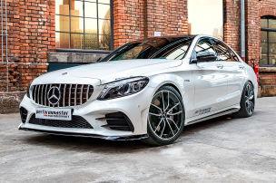 Mercedes-AMG C 43: Tuning