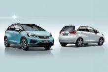 Honda Jazz (2020): Erlkönig, Hybrid, Elektroviariante